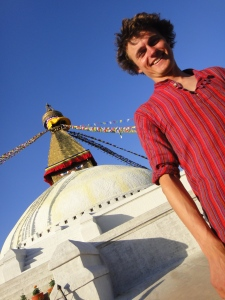 Alive and well in Kathmandu after many, many weeks in a tent...