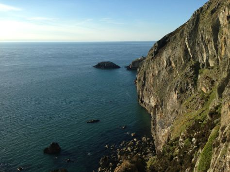 The home of many memories, Main Cliff Gogarth