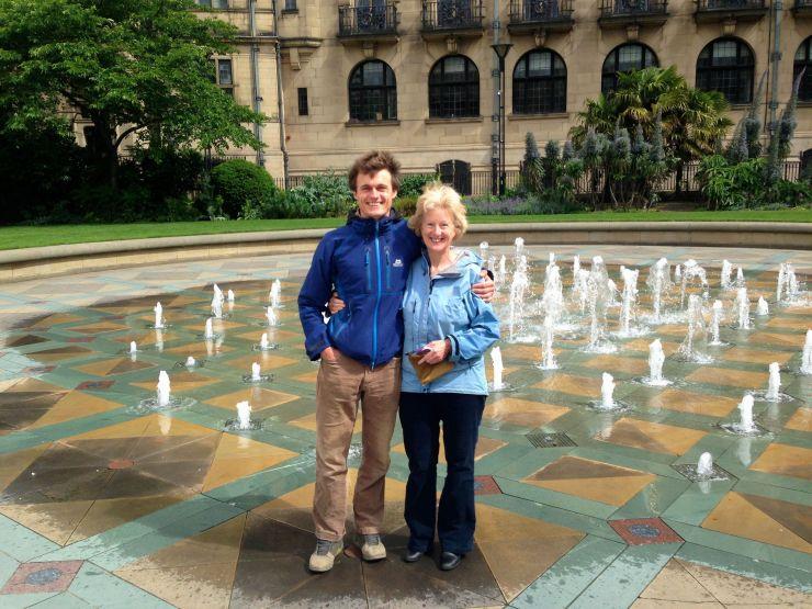 60th Birthday Celebrations in Sheffield