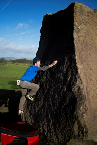 Nathan Lee on Spinal Slab at Robin Hood's Stride
