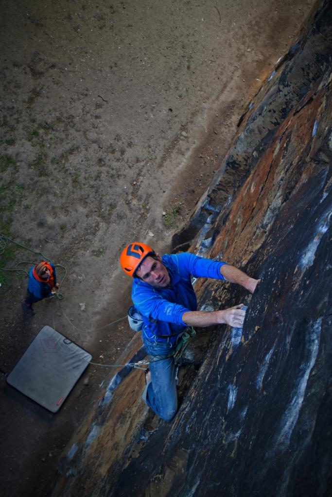 Tim on Bionics Wall Edit