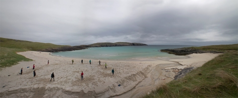 Ultimate Frisbee in one of the most incredible settings imaginable