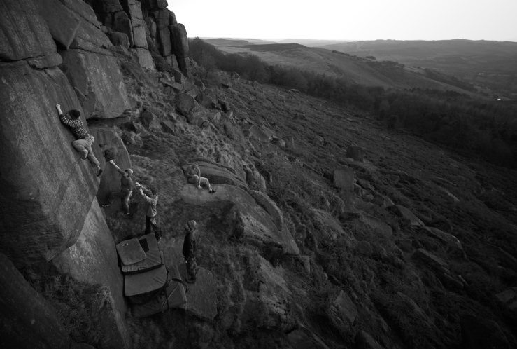 Duncan Campbell Satin Stanage Plantation