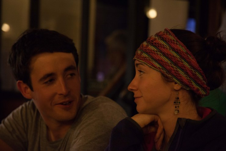 Hotaches Filmmaker Chris Prescott and UKC Assistant Editor Natalie Berry