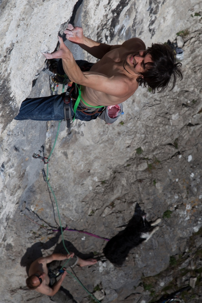 A few years ago I would have never believed I would climb 7c+ in a single session, with Herbie I got close...