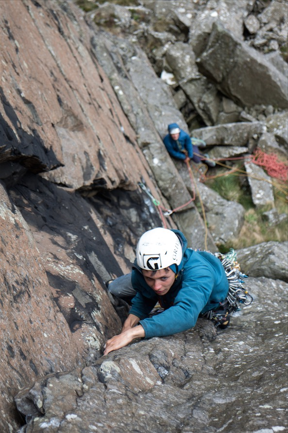 Henry thrutching away on The Brasser (E2)