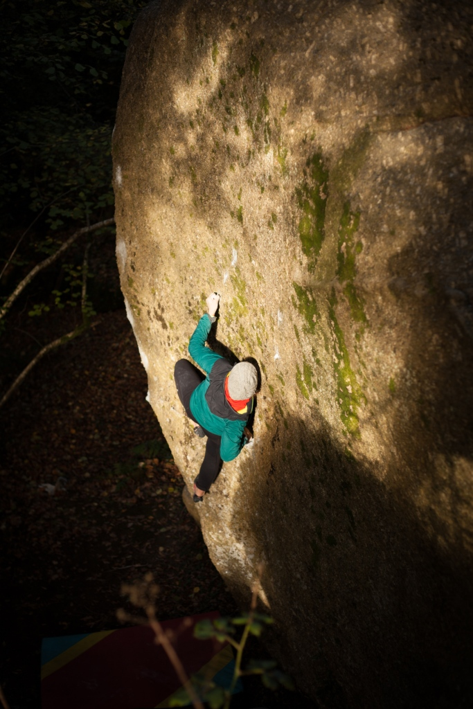 Devon Sent: another contender for one of the finest 7c+s in the UK